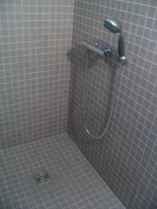 photo carrelage salle de bain 5x5